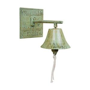 Zielony dzwonek żeliwny EsschertDesign