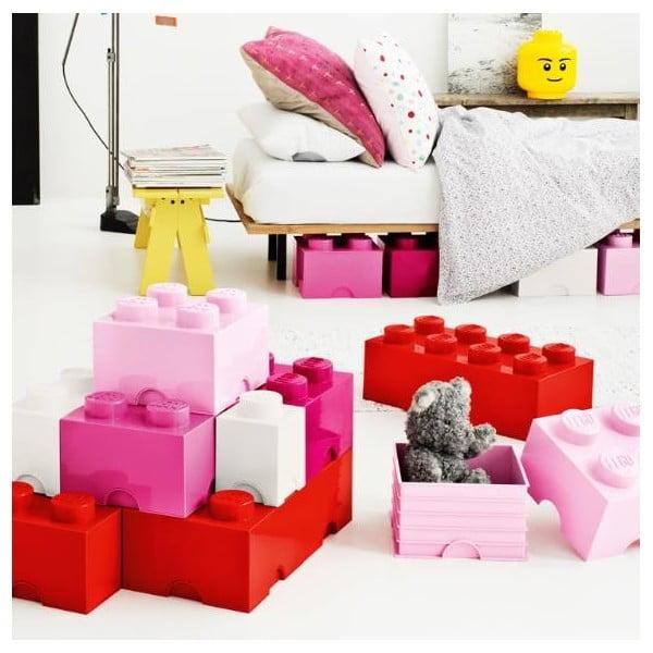 Czerwony pojemnik LEGO®