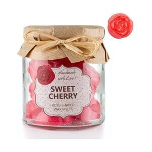 Zestaw 18 małych świeczek zapachowych Sweet Cherry