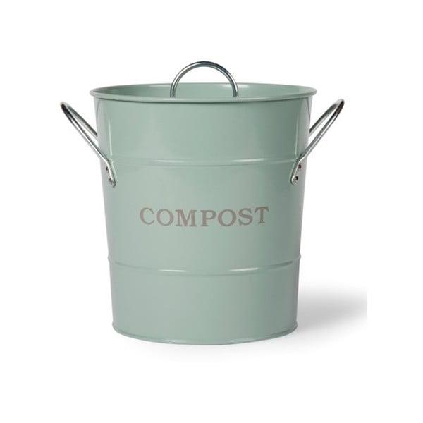 Kompostownik Bucket Shutter Blue, 3.5 l