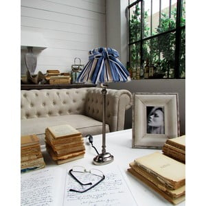 Lampa stołowa New York Blue