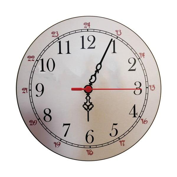 Zegar ścienny Simplicity, 30 cm