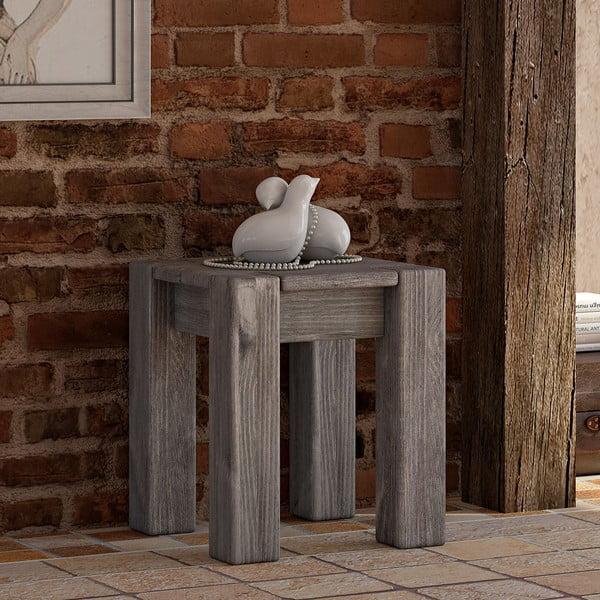 Stolik/krzesło Seart z litej sosny, 40x46 cm