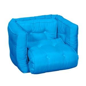 Fotel dziecięcy Karup Baby Dice Horizon Blue