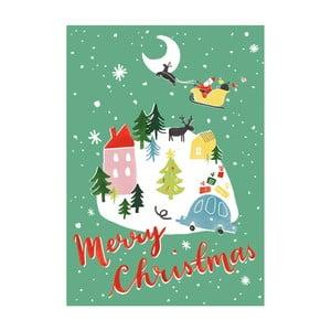 Kartki świąteczne Rex London Christmas Wonderland