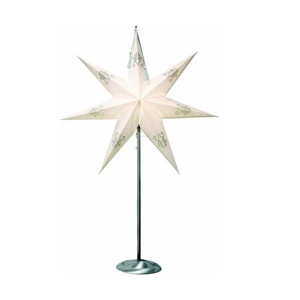 Gwiazda świecąca ze stojakiem Best Season Tindra, 88 cm