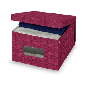 Fioletowe pudełko Bonita Ella, rozm. L