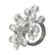 Pierścień na serwetki Parlane Crystal, 9x7 cm