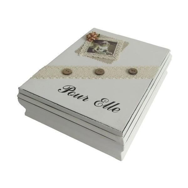 Pudełko Antic Line Pour Elle