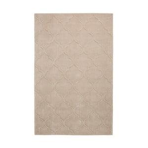 Beżowy ręcznie tkany dywan Think Rugs Hong Kong Puro Beige, 120x170 cm