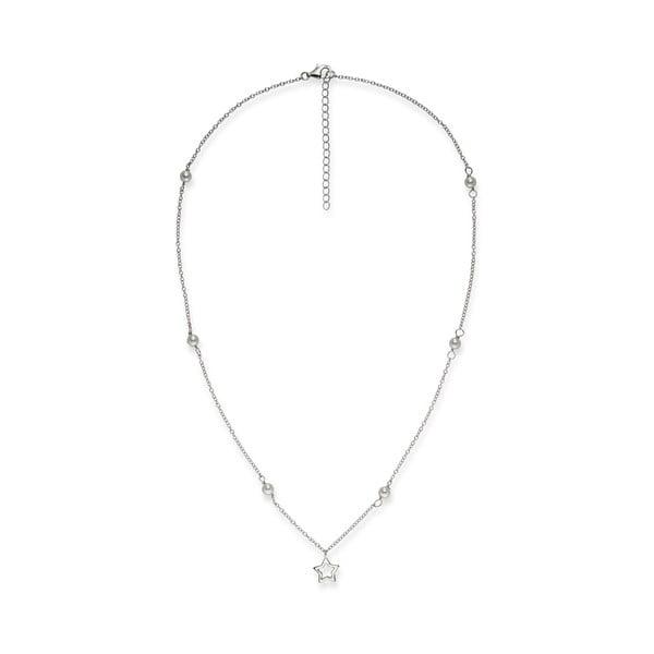 Naszyjnik   z perłą Pearls Of London Star, dł. 45 cm