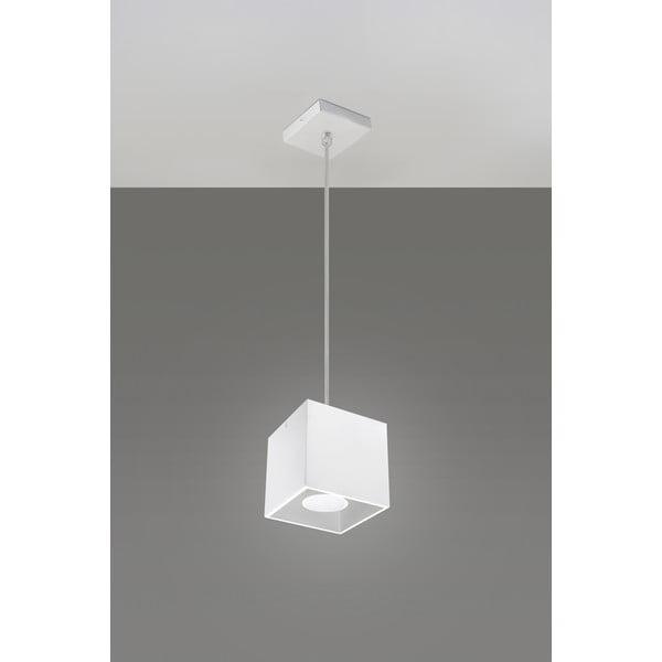 Biała lampa wisząca Nice Lamps Geo 1