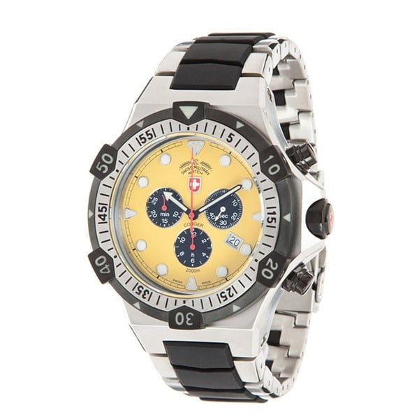 Męski zegarek Swiss Military Extreme Diving
