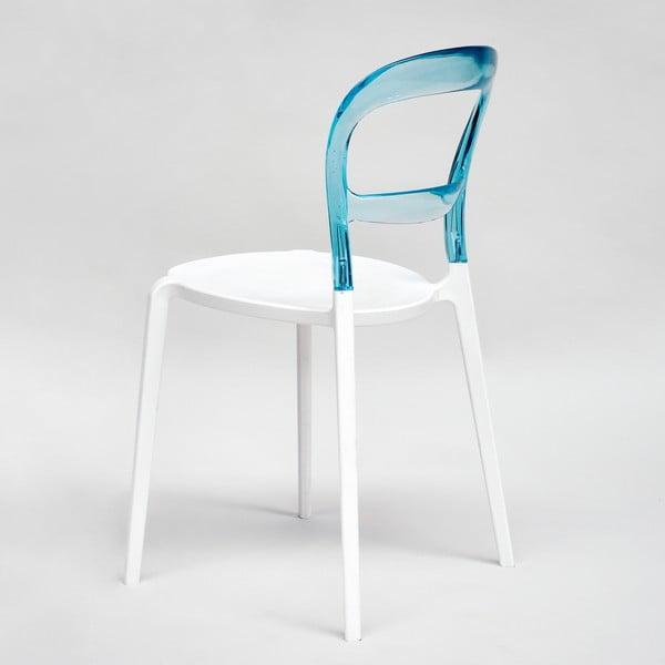 Krzesło Thalassa Blue/White