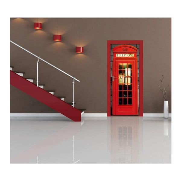Tapeta na drzwi London, 95x210 cm
