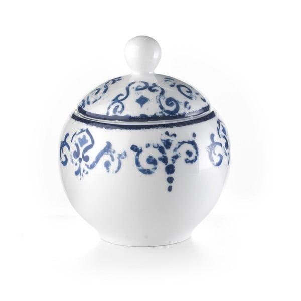Porcelanowa cukierniczka Antico Blue
