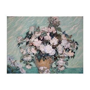 Obraz Vincenta van Gogha - Rosas Washington, 40x30 cm