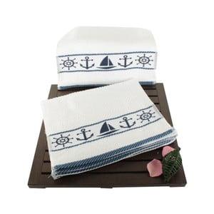 Zestaw 6 ręczników Marina, 30x50 cm