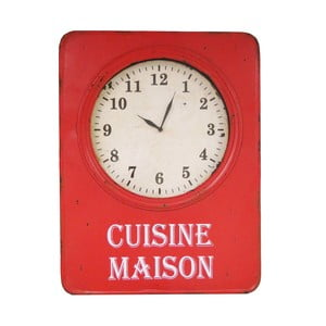 Zegar ścienny Antic Line Cuisine Mason