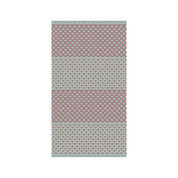 Ręcznik Blooming Tails Khaki, 55x100 cm