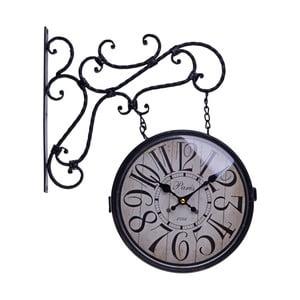 Zegar naścienny Paris Station