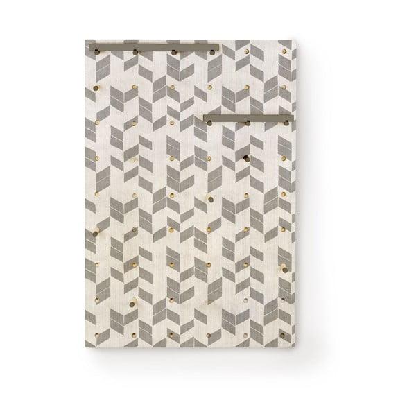 Tablica naścienna z półkami Pegboard Feathers
