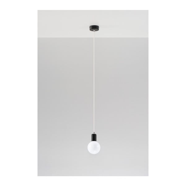 Biała lampa wisząca Nice Lamps Bombilla