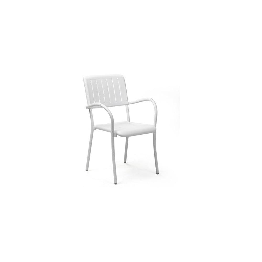 Białe Krzesło Ogrodowe Nardi Garden Musa Bonami