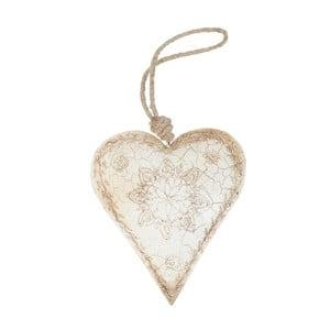 Dekoracja wisząca Antic Line Heart Angel