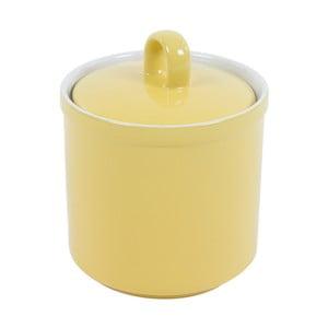 Pojemnik Kaleidoskop 600 ml, żółty