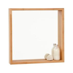 Półka łazienkowa z lustrem Arena Bamboo