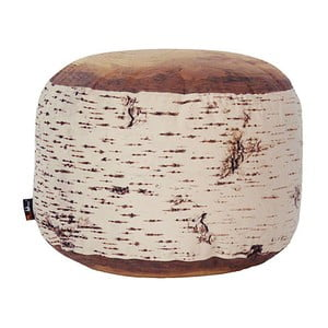 Puf Nordic Birch Stump