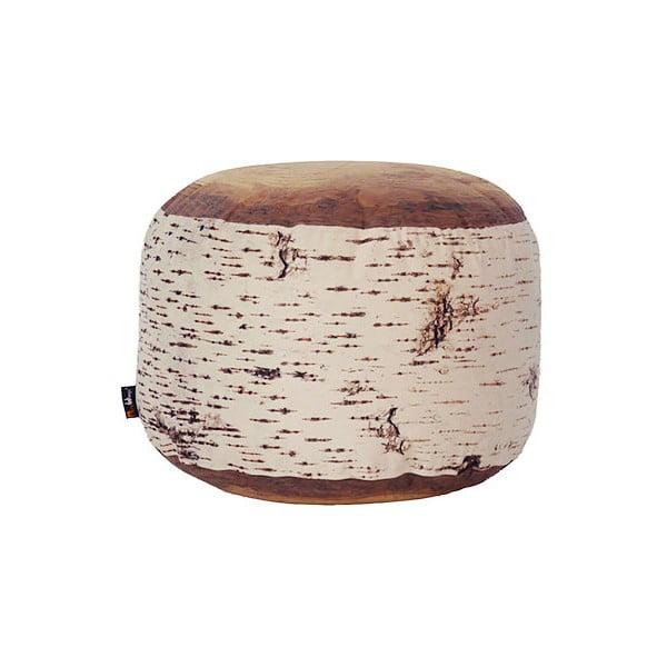 Puf Nordic Birch Stump