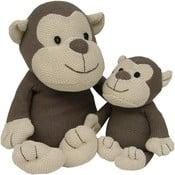 Zabawka Małpka Zamba, średnia