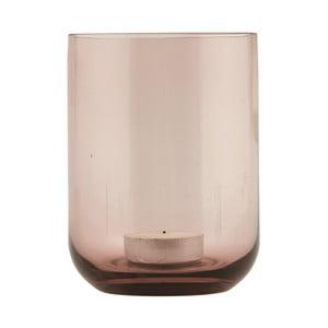 Świecznik Vintage Pink
