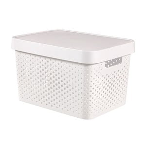 Białe pudełko Curver Holes