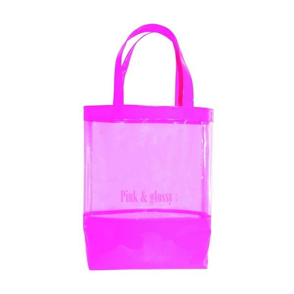 Torba na ramię Pink & Glossy
