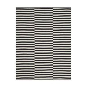 Dywan bawełniany Mya Dark, 121x182 cm