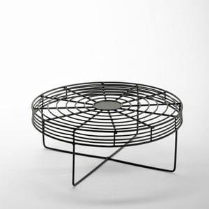 Metalowy stojak Epoxy, 25,4x10 cm