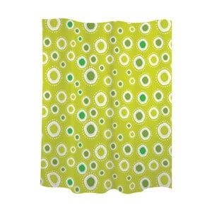Zasłona prysznicowa Suns Green