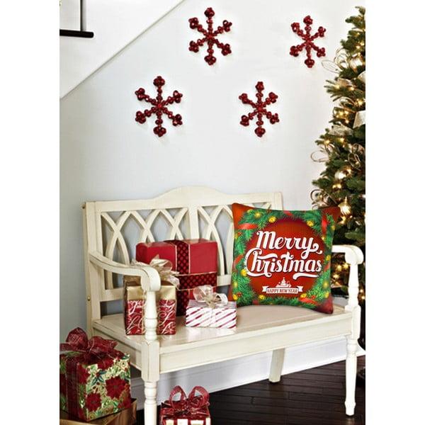 Poszewka Christmas V27, 45x45 cm