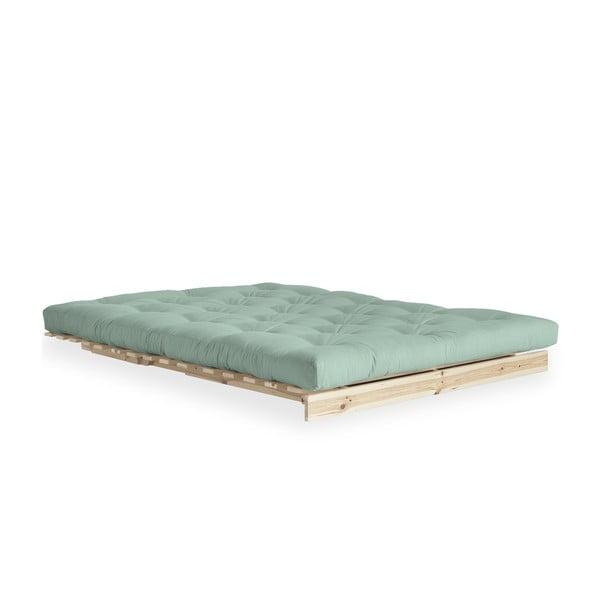 Sofa wielofunkcyjna Karup Design Roots Raw/Mint