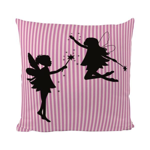 Poduszka   Two Fairies, 50x50 cm