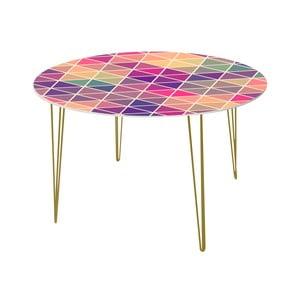 Stół do jadalni Triangle Puzzle, 120 cm