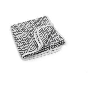 Ręcznik Jalouse Maison Serviette Blanc, 50x100 cm