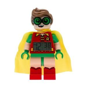 Zegar z budzikiem LEGO® Batman Movie Robin
