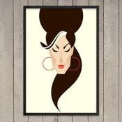 "Plakat ""Amy"", 29,7x42 cm"