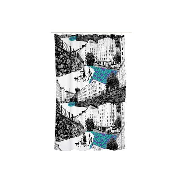 Zasłona prysznicowa Pengerkatu, 180x200 cm