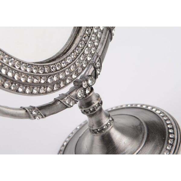 Lustro stołowe Silver, 19x26 cm