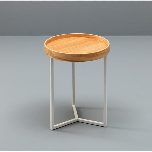 Brązowy stolik Design Twist Tallin